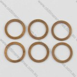 Lister CS 18mm Banjo Copper Washers (Set of 6)