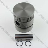 Lister CS Cast Iron Piston 4.5""