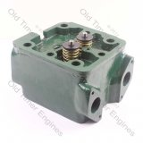 Lister CS 7 Stud Replacement Cylinder Head