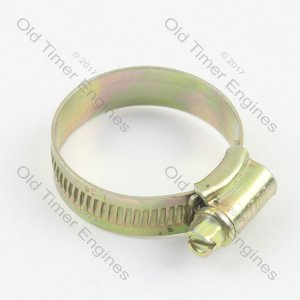 40mm Hose Clamps / Worm Drive ZP