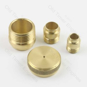 Brass Fuel Tank Fitting Sets for Lister Petrol Engines & Others